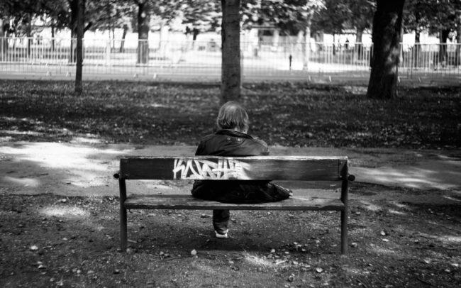 series # bench behind